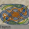 Celtic Knotwork Cranes