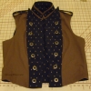 Men's Reversible Vest - Canvas Open