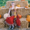 Pumpkin Patch, Sitting