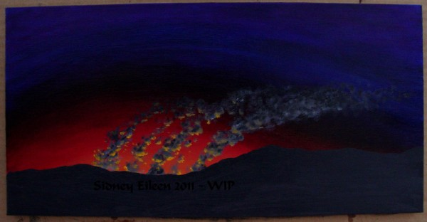 Title: Untitled - WIP4, Artist: Sidney Eileen