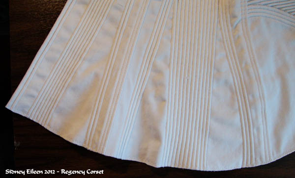 Regency Corset Assembly 43