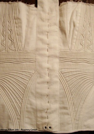 Regency Corset Assembly - 48
