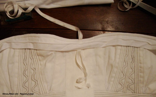 Regency Corset - Assembly 52