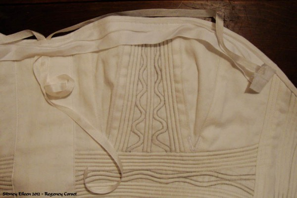 Regency Corset - Assembly 54