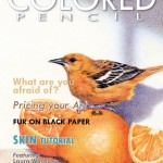 Tutorial Published in COLORED PENCIL Magazine