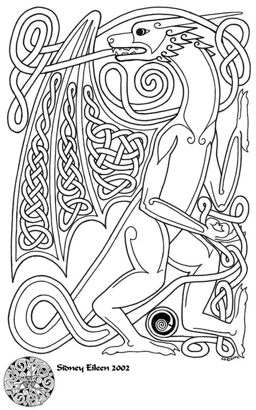 Celtic Knotwork Portfolio